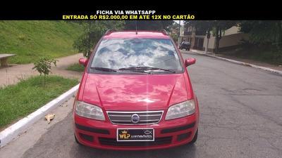 Financiamento Com Score Baixo Fiat Idea Completa