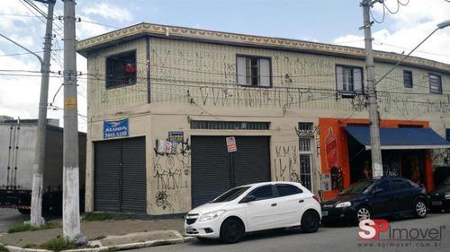 Imagem 1 de 2 de Prédio Comercial Para Venda Com 502 M²   Vila Sabrina  São Paulo Sp - Pec503565v