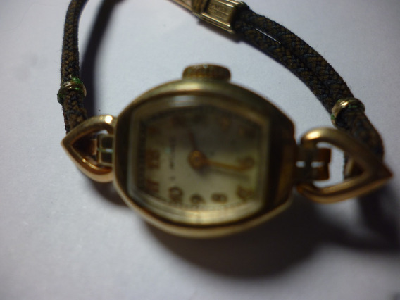 Relogio Longines A Corda 10kt Gold Filled