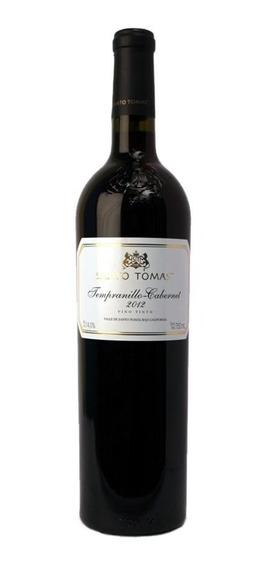 Vino Tinto Santo Tomas Tempranillo Cabernet 750 Ml.*