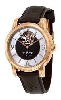 Relógio Tissot Powermatic 80 Automático Feminino Lady Heart