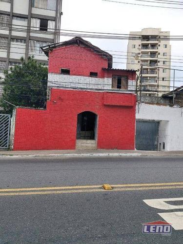Imagem 1 de 4 de Sobrado Com 3 Dormitórios À Venda, 337 M² Por R$ 850.000,00 - Penha De França - São Paulo/sp - So0575