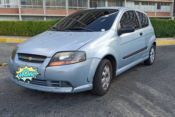 Chevrolet Aveo Automatico 3 Puertas
