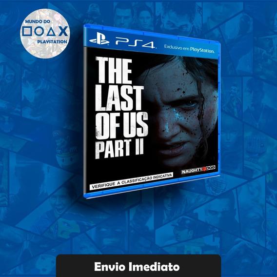 The Last Of Us Parte 2 Ps4 Dublado Em Português Imediato