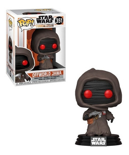 Funko Pop Offworld Jawa Mandalorian # 351 * Local Balvanera