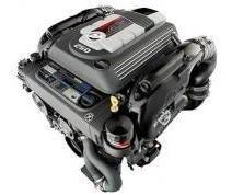 Imagem 1 de 1 de Motor Centro 4.5 L 200 Hp Bravo 3