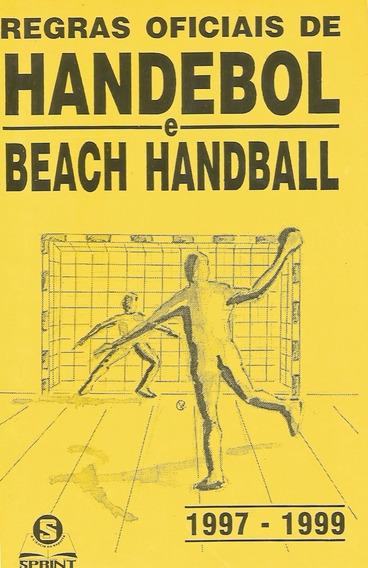 Regras Oficiais De Handebol E Beach Handebol