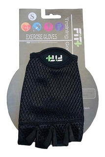 Guantes Pesas Gym Entrenamiento Fitness Cycling Running Fit+