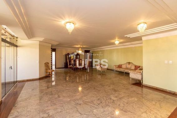 Apartamento Com 4 Dormitórios À Venda, 385 M² Por R$ 1.250.000 - Setor Oeste - Goiânia/go - Ap2838