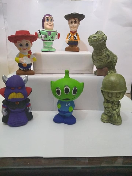 12 Centros De Mesa De Toy Story Para Fiestas Infantiles