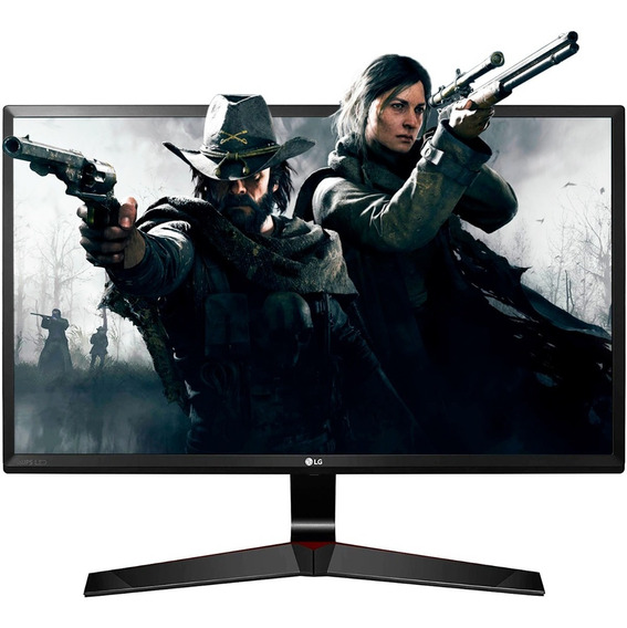 Monitor Gamer Lg Ips 24 Full Hd Hdmi 1ms 75hz 24mp59g-p