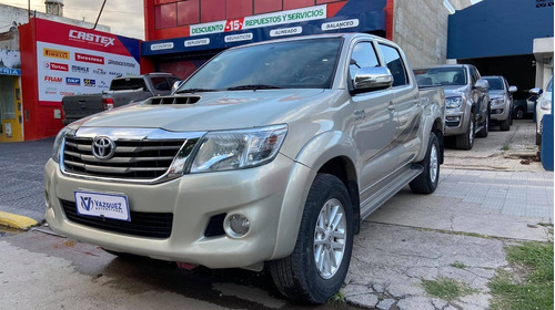 Toyota Hilux 3.0 Srv 4x4 At 2012