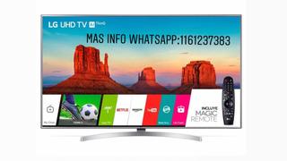 Smart Tv 4k 50 Lg 50uk6550psb