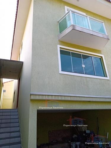 Imagem 1 de 14 de Ref.: 2760 - Sobrados Em Osasco Para Venda - V2760