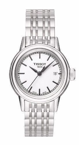 Reloj Tissot Carson T0852101101100 Mujer | Envío Gratis