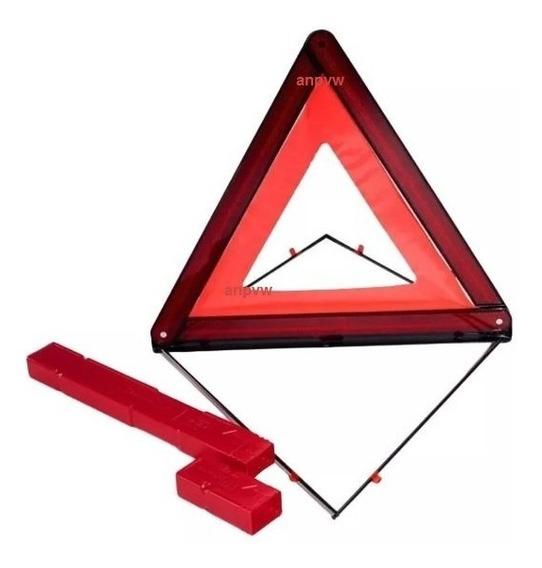 Triângulo Segurança Amarok Fox Golf Jetta Passat Orig Volks