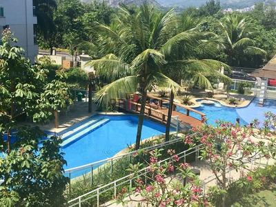Apartamento Com 2 Dormitórios Para Alugar, 110 M² Por R$ 3.900/mês - Barra Da Tijuca - Rio De Janeiro/rj - Ap1217