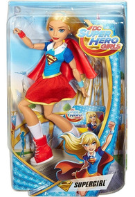 Kit Dc Super Hero Girls Supergirl+ Batgirl Frete Grátis