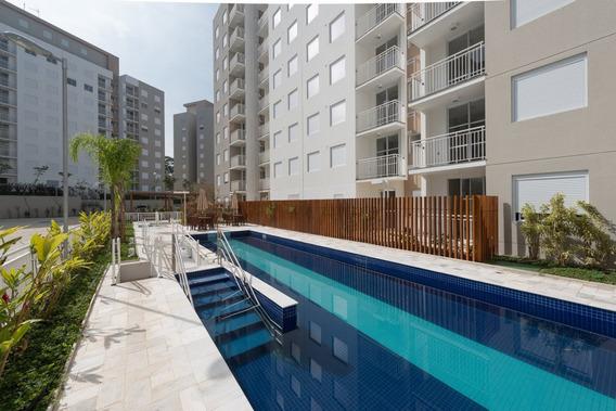 Apartamento A Venda No Bairro Parque São Lucas Em São - 497-1