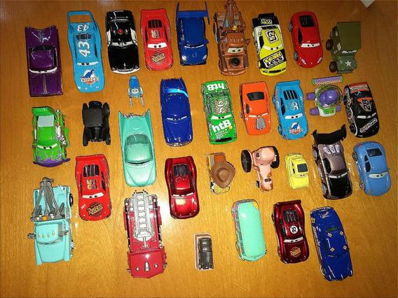 Carros Cars Disney/pixar Miniaturas Do Primeiro Filme 2006