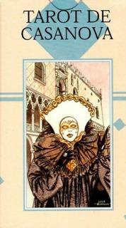 Tarot Casanova Libro + Cartas Lo Scarabeo