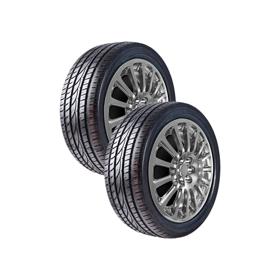Kit Pneu 225/50 R17 98w - Powertrac Cityracing Xl - 2 Unid