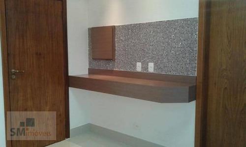 Sala, 20 M² - Venda Por R$ 239.000 Ou Aluguel Por R$ 850/mês - Centro - São Bernardo Do Campo/sp - Sa0181