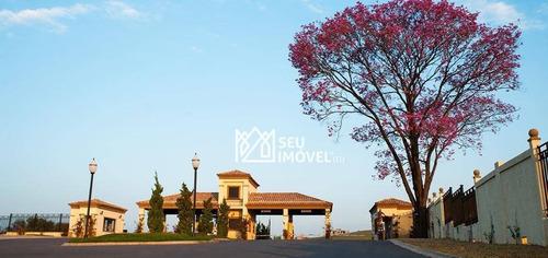 Terreno À Venda, 700 M² Por R$ 390.000,00 - Condomínio Campos De Santo Antônio Ii - Itu/sp - Te1133