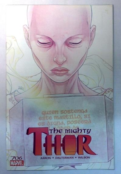 The Migthy Thor #706 Marvel Legacy En Español