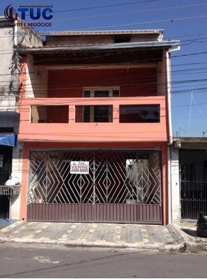 Casa P/ Renda De R$2.500 C/03 Casas. 02 Vgs -ac 170 Mil+ Parc -sbc - 5011