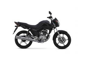 Honda Cg 150 Titan - 0 Km - Negra - Expomoto