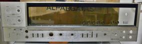 Peças Receiver Sansui Qrx-9001 - Painel Frente Face Plate