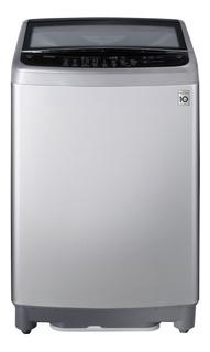 Lavarropas automático LG WT7DSB plata 7kg 220V