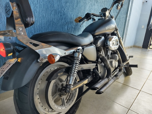 Harley 883 Custom 13 Litros
