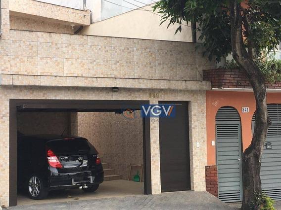 Sobrado À Venda, 120 M² Por R$ 360.000,00 - Jardim Oriental - São Paulo/sp - So0812