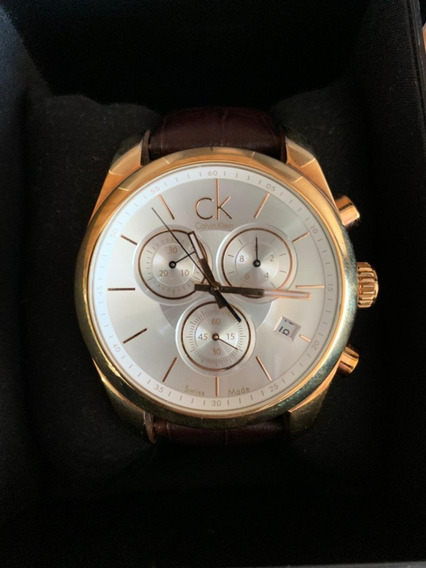 Relógio Calvin Klein Swiss Made Masculino