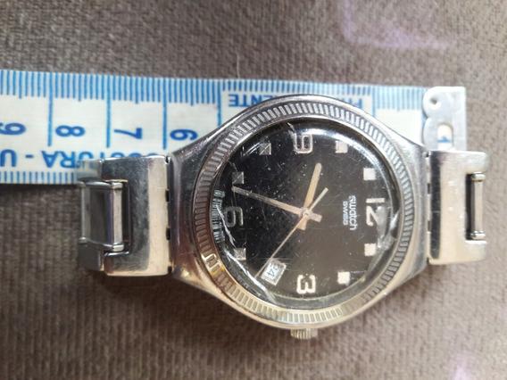 Relógio Antigo Swatch Irony Swiss Leia A Descrição