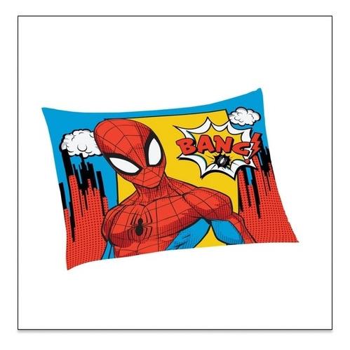 Imagem 1 de 3 de Fronha Do Homem Aranha