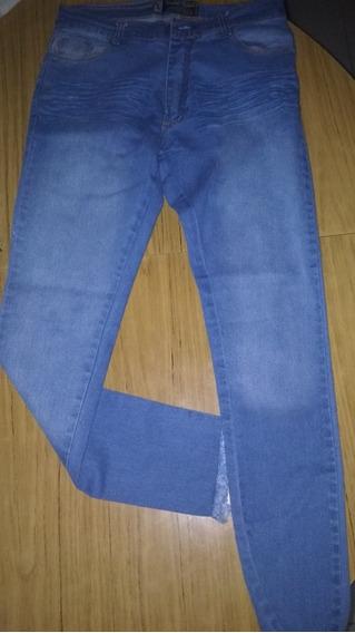 Jeans Johnny Original Chupin Elastizado