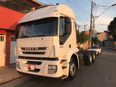 Iveco Stralis 460 6x4