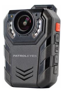 Patroleyes 2k Camara De Cuerpo Vision Nocturna 64gb Espia