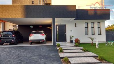 Casa Com 3 Suites À Venda, 580 M² Por R$ 1.400.000 - Condominio Em Atibaia/sp - Ca3562