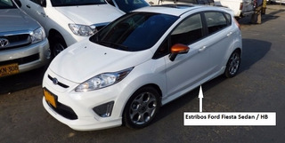 Estribos Ford Fiesta Hb / Sedan