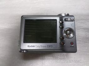 Camera Kodak C-813 Easyshare Com Defeito