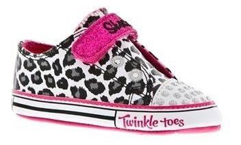 Tenis Skechers Twinkle Toes Infantil Tam 18