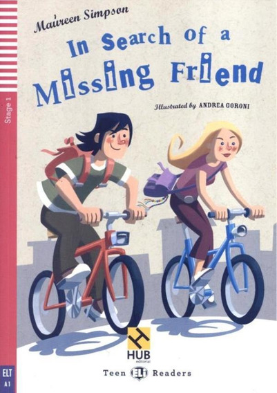 In Search Of A Missing Friend A1 With Booklet (audio Onlin
