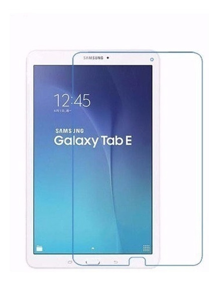 Película De Vidro Tablet Samsung Galaxy Tab E 9.6 T560