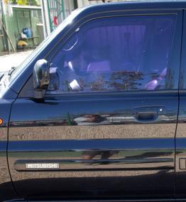 Porta Dianteira Pajero Tr4 Lado Esquerdo 2003