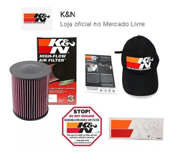 Filtro Ar Esportivo K&n Kn E-2993 Focus Titaniun 2.0 16v