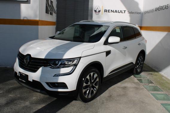 Renault Koleos Iconic 2019, Demo Ejecutivo